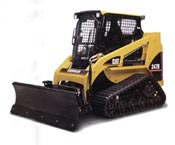 Caterpillar Multi Terrain Loaders